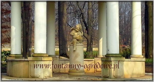Rzeźba Chłopiec. Usługi rzeźbiarskie w kamieniu