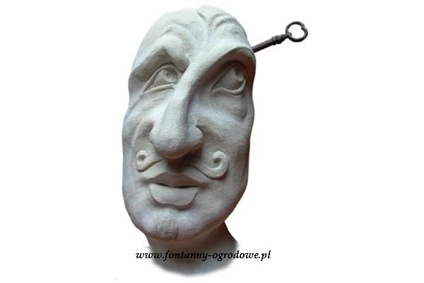 Rzeźba z piaskowca - Głowa