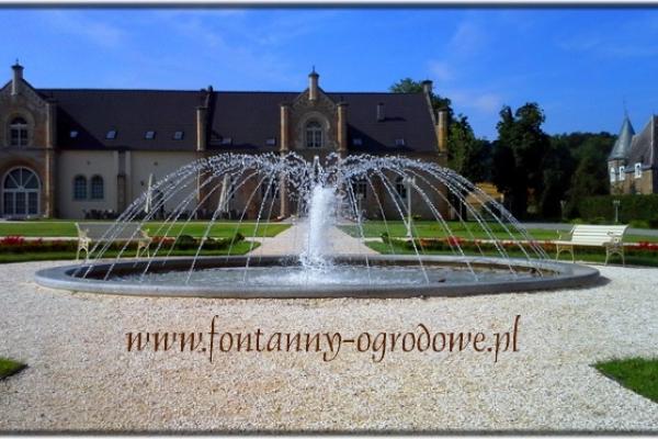 Fontanna pałacowa