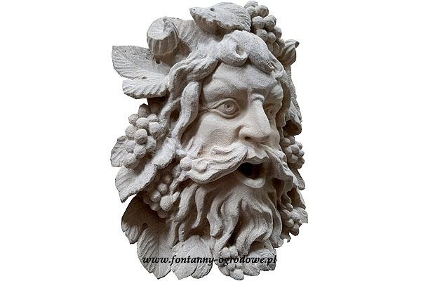 Rzeźba - rzygacz fontannowy. Usługi rzeźbiarskie w piaskowcu